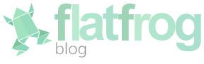 Flat Frog Blog