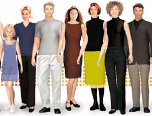 My Virtual Model Virtual Dressing Room